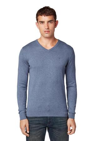 trui grijsblauw