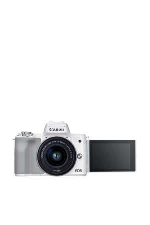 EOS M50 MARK II M15-45 S systeemcamera (wit)