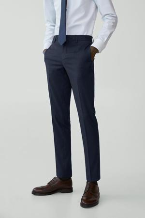 skinny pantalon donkerblauw