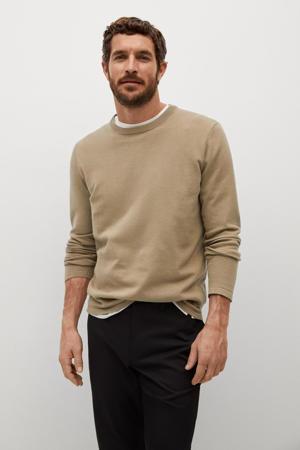 trui lichtbeige