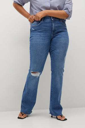 bootcut jeans blauw