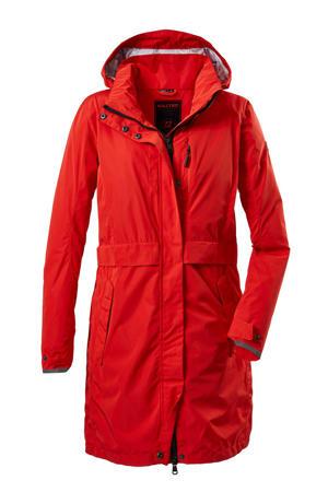 outdoor jas Esbo rood