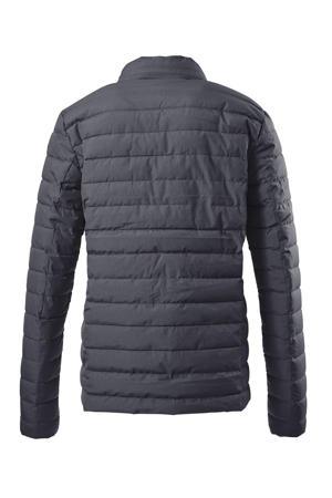 outdoor jas Fahiro donkerblauw