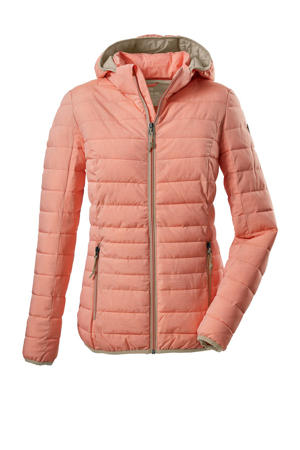 outdoor jas Uyaka oranje