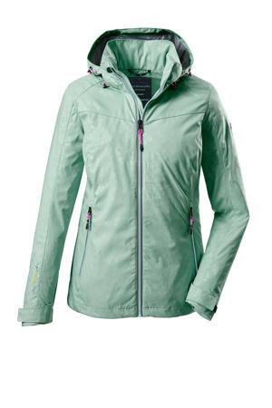 outdoor jas Vojak lichtgroen
