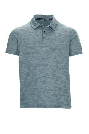 outdoor polo Lileo grijsblauw