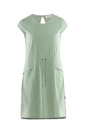 outdoor jurk groen