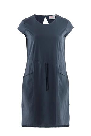outdoor jurk donkerblauw