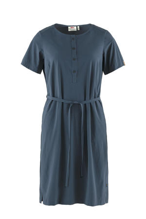 outdoor jurk Övik Lite donkerblauw