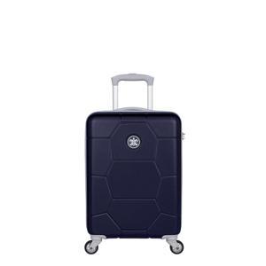 trolley Caretta 53 cm. donkerblauw