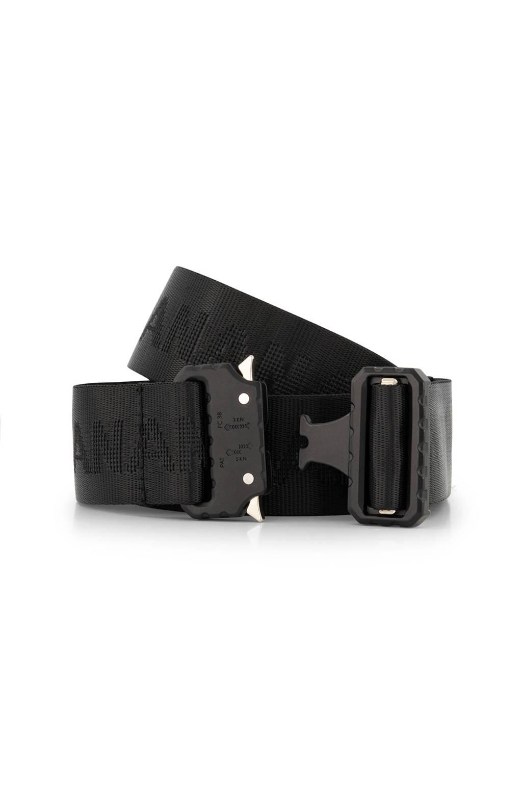 BLACK BANANAS clip riem zwart, Zwart