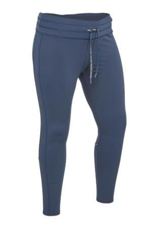 Plus Size trainingsbroek donkerblauw