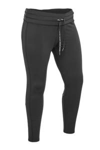 ESPRIT Women Sports Plus Size trainingsbroek zwart, Zwart