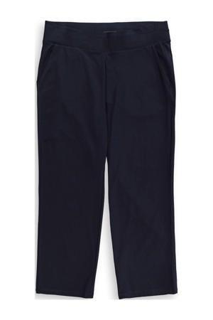 Plus Size joggingbroek donkerblauw