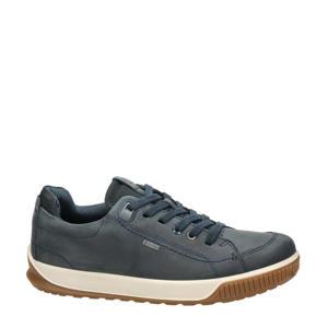 Byway  nubuck sneakers blauw