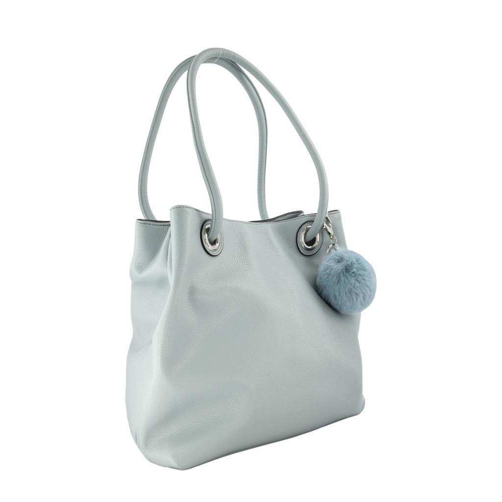 Graceland  handtas lichtblauw, Lichtblauw