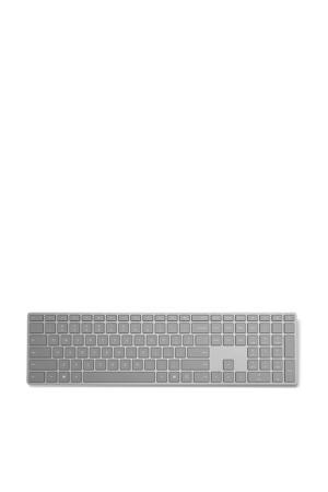 Surface QWERTY draadloos toetsenbord (grijs)