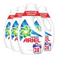 Ariel Vloeibaar Wasmiddel +Actieve Geurbestrijding  112 Wasbeurten - 112 wasbeurten