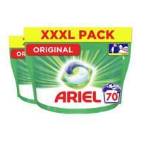 Ariel All-in-1 Pods Original 2x70 Wasmiddel Pods - 140 wasbeurten