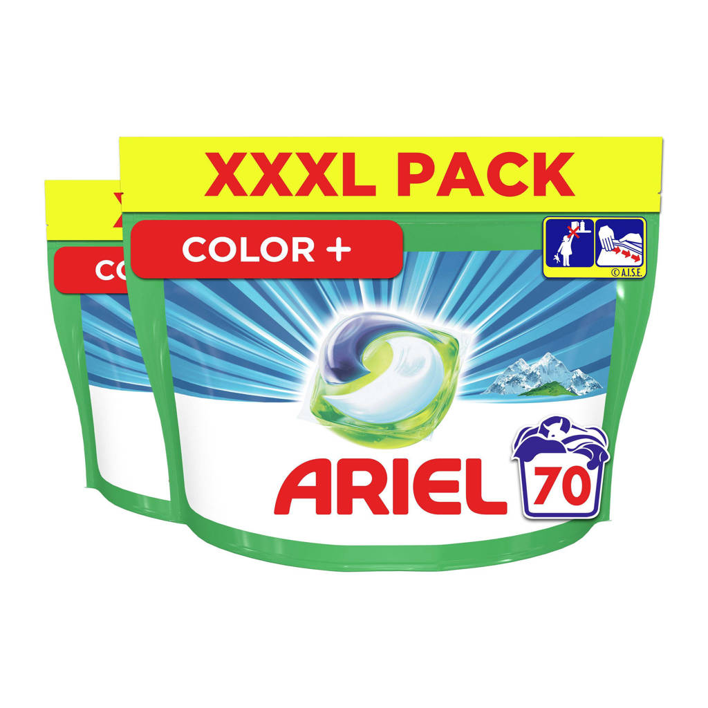 Ariel All-in-1 Pods Alpine 2 x 70 Wasmiddel Pods - 140 wasbeurten