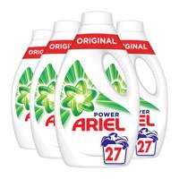 Ariel Original Vloeibaar Wasmiddel 4 x 27 Wasbeurten - 108 wasbeurten