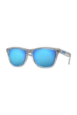 zonnebril Frogskins transparant/blauw