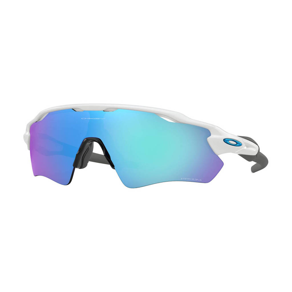 Oakley zonnebril Radar EV Path wit/blauw