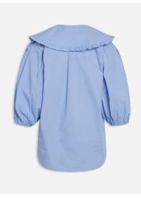SisterS Point blouse lichtblauw, Lichtblauw