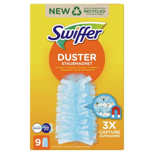 Wehkamp-Swiffer Swiffer Duster Trap & Lock Met Een Geur Van Ambi Pur 6 x 9 Navullingen-aanbieding