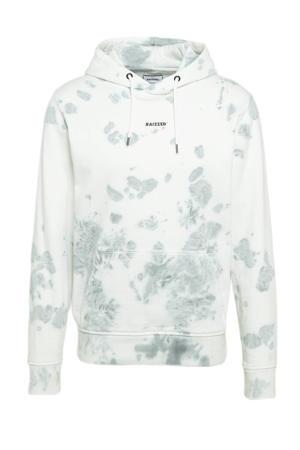 sweater Nevada met all over print 036 grey sand