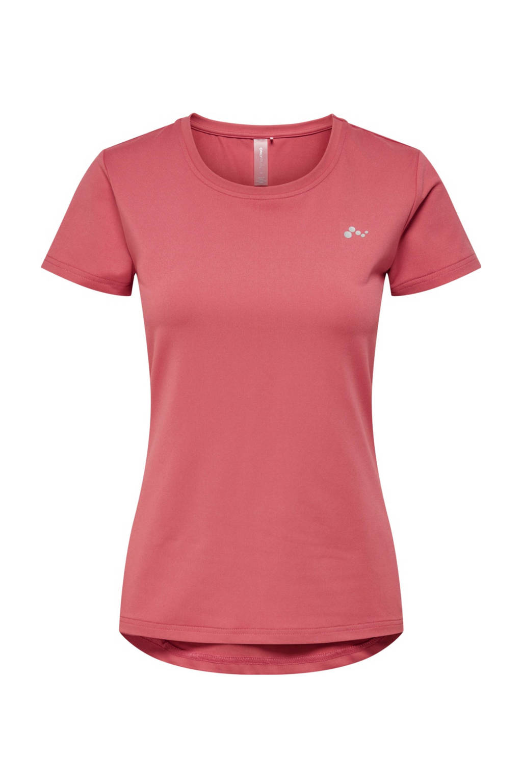 ONLY PLAY sport T-shirt ONPCLARISA roze, Roze