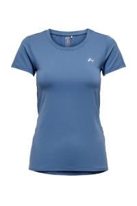 ONLY PLAY sport T-shirt ONPCLARISA blauw, Blauw
