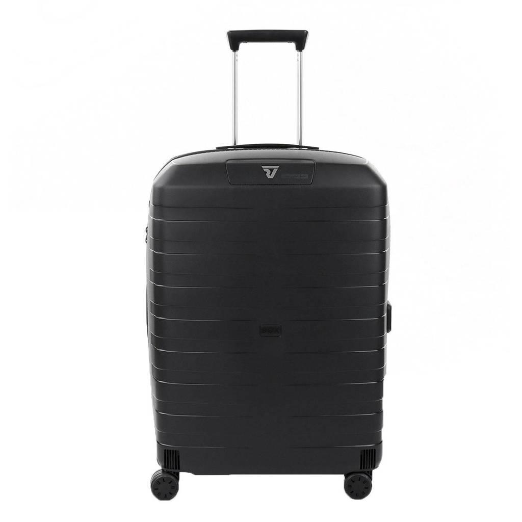 Roncato  trolley Box 4.0 Medium 69 cm. zwart, Zwart