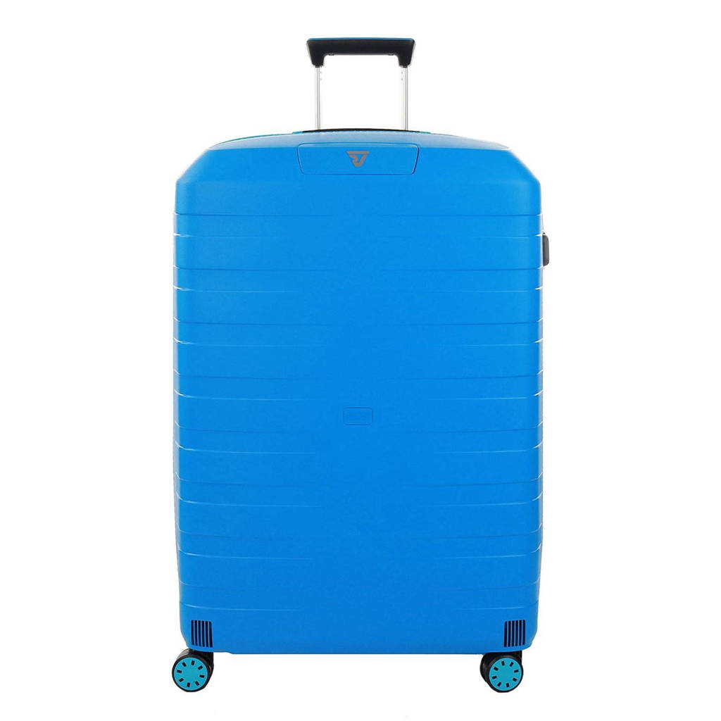 Roncato  trolley Box 2.0 Young Large 78 cm. blauw, Blauw