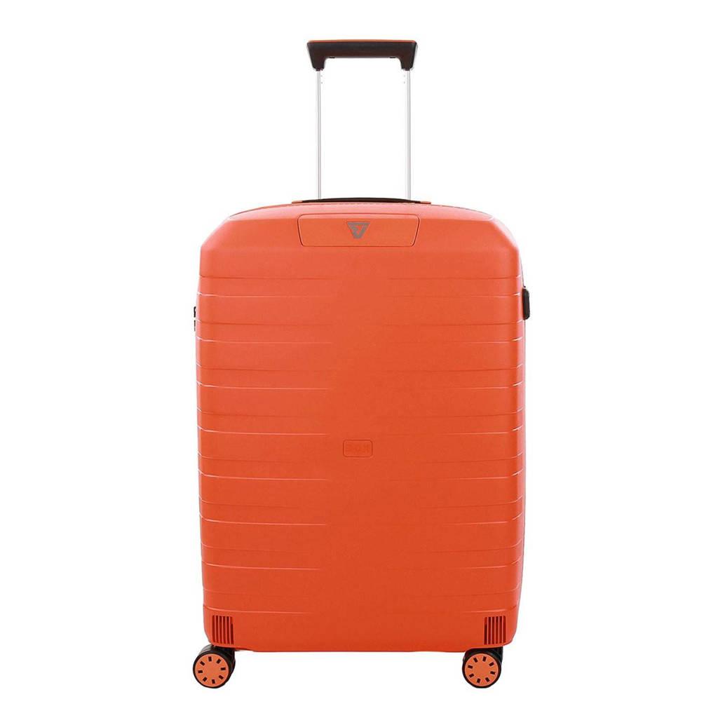 Roncato  trolley Box 2.0 Young Medium 69 cm. oranje, Oranje