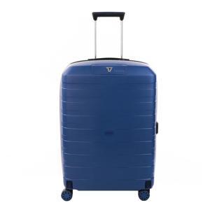 trolley Box 4.0 Medium 69 cm. donkerblauw