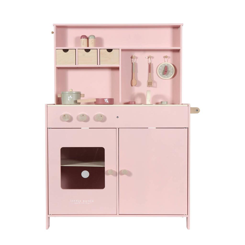 Little Dutch  Keuken pink