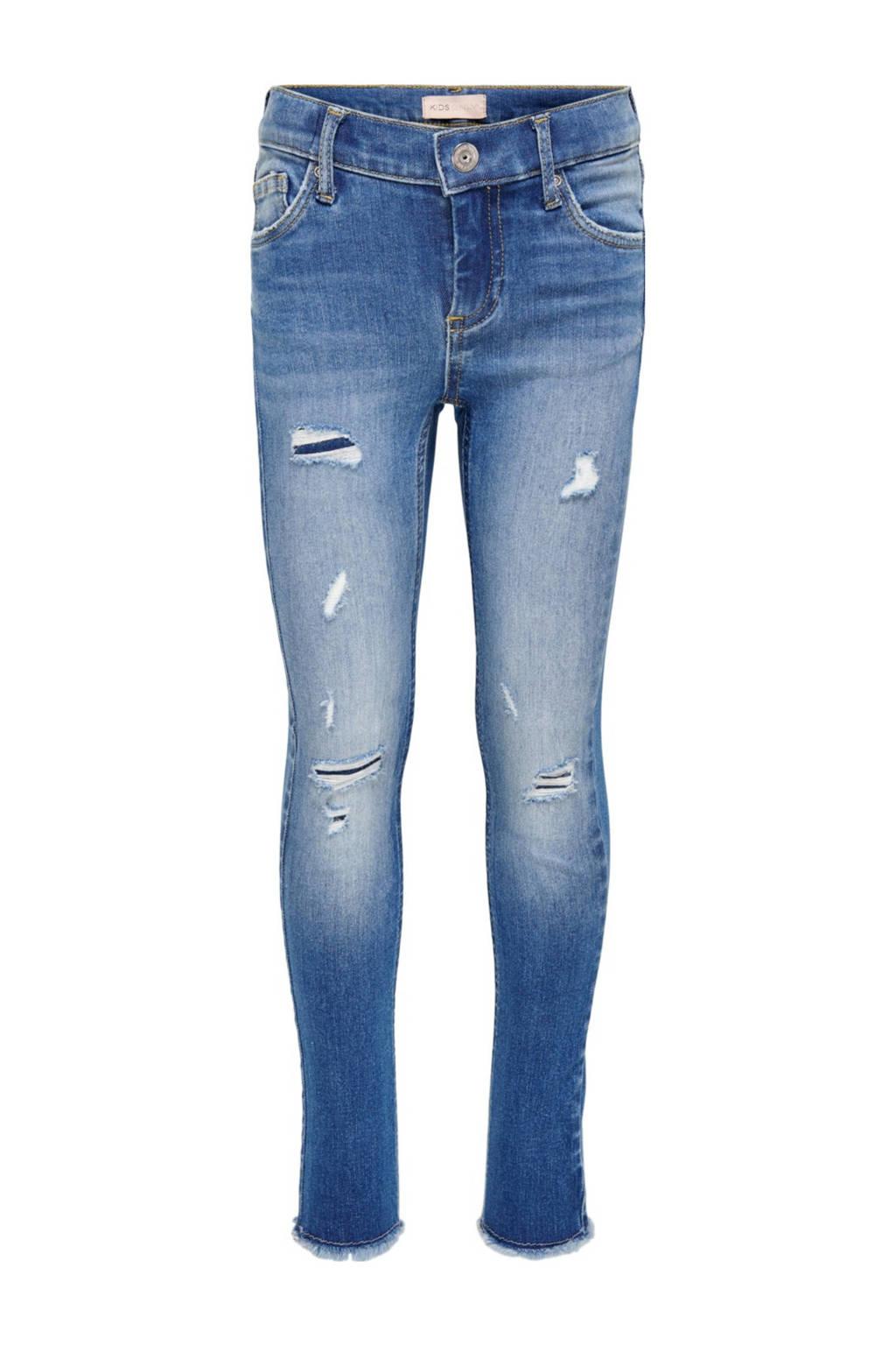 KIDS ONLY skinny jeans Blush stonewashed, Stonewashed