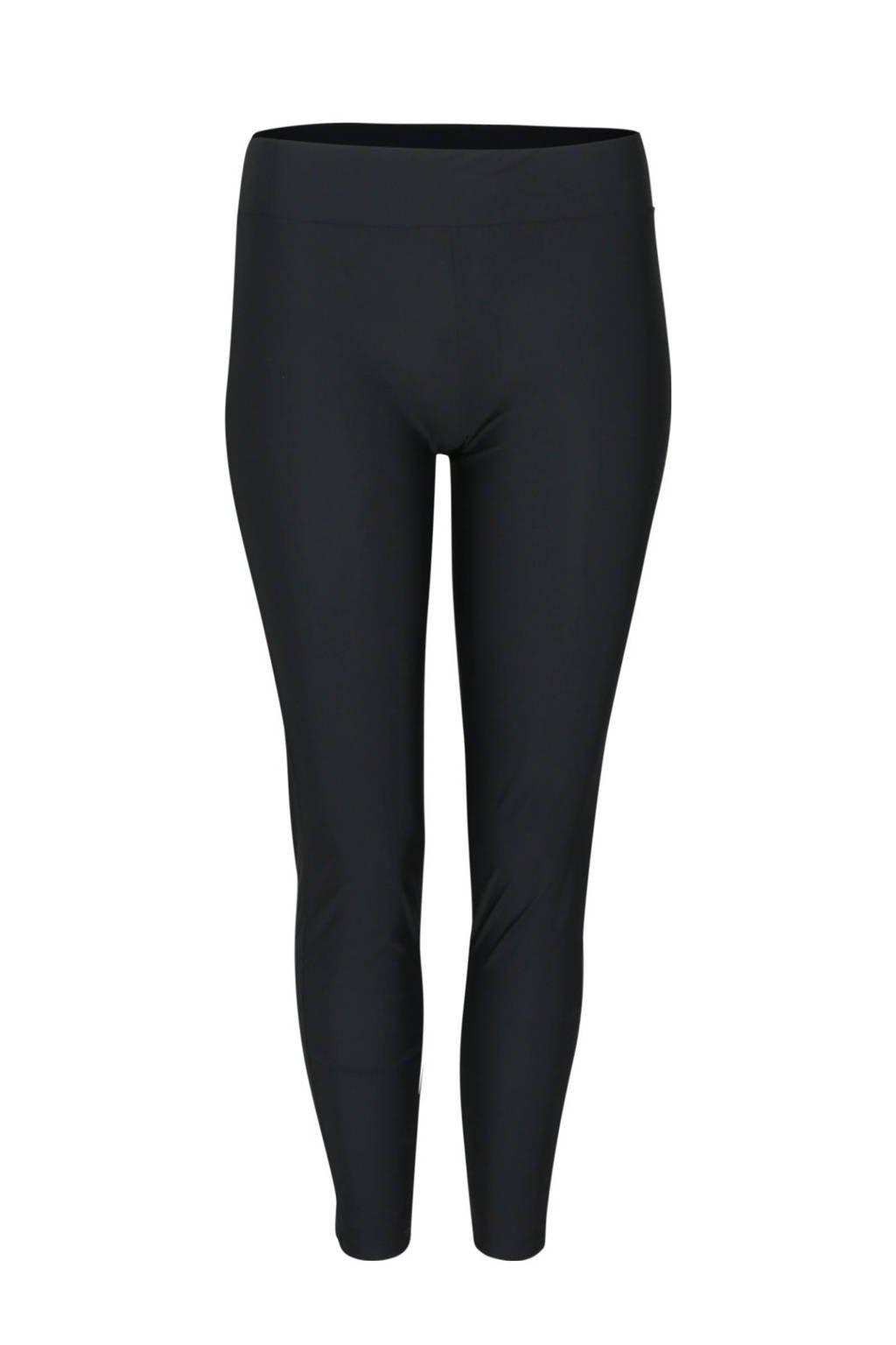 PROMISS Plus Size legging zwart, Zwart