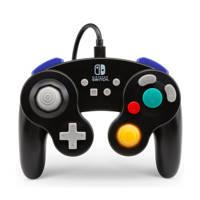 PowerA Nintendo Switch Wired controller Gamecube Style zwart, Zwart