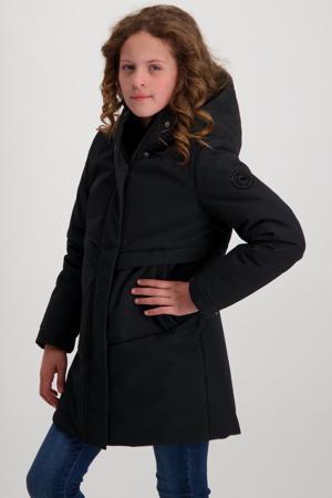 winterjas Avina zwart