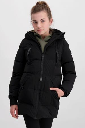 winterjas Dora zwart