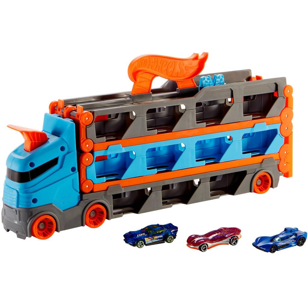 Hot Wheels  Racebaanlanceerder