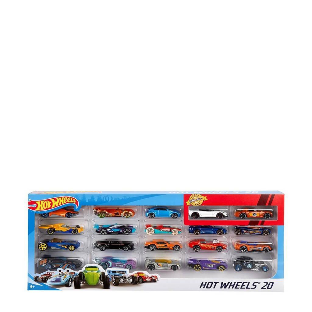 Hot Wheels  Diecast giftset 20 stuks