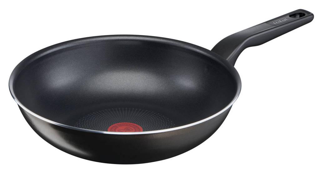 Tefal XL Intense XL Intense wokpan (Ø28 cm), Zwart