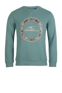 O'Neill Blue sweater met printopdruk groen, Groen