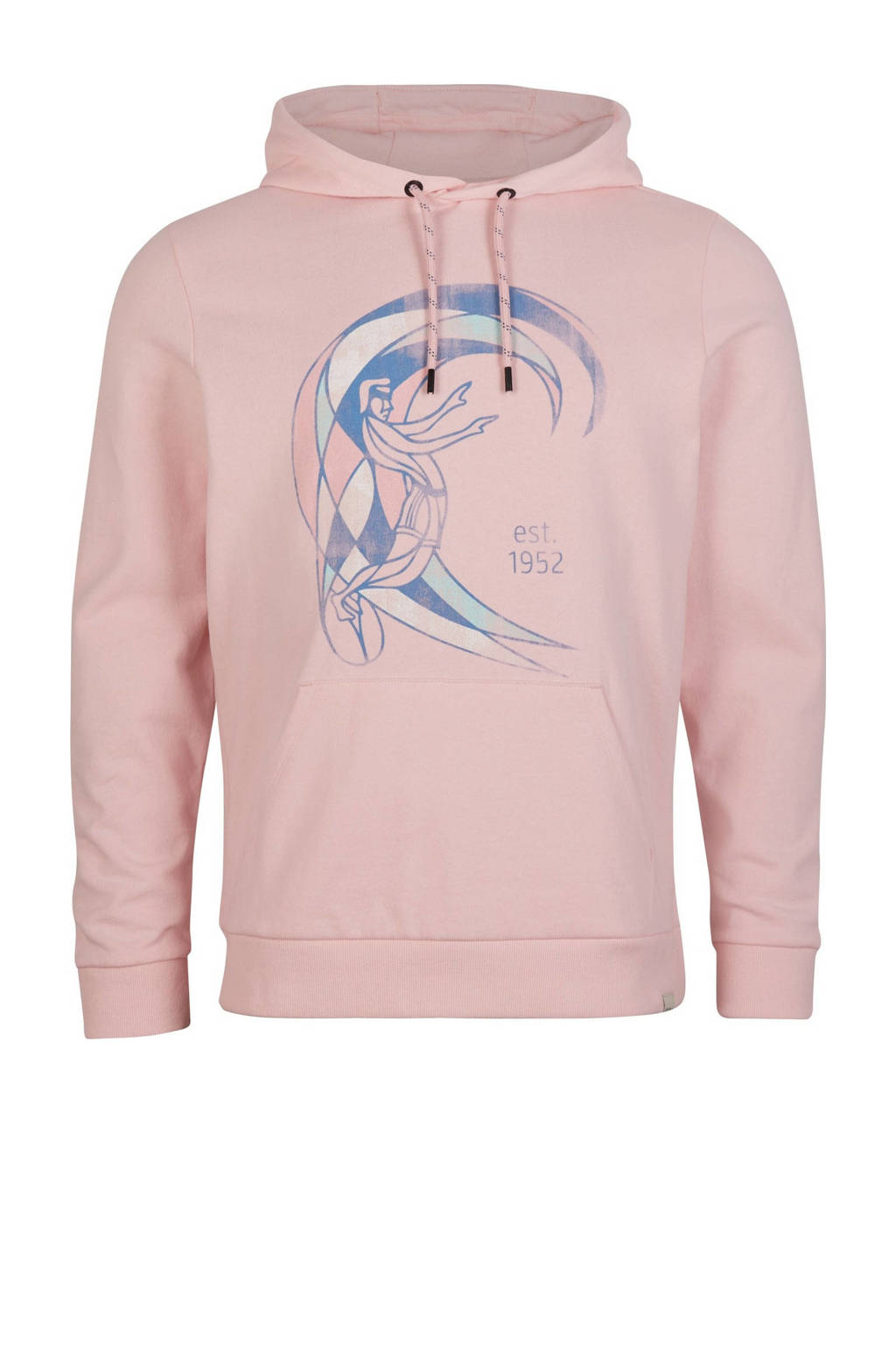 O'Neill Blue hoodie met printopdruk roze, Roze