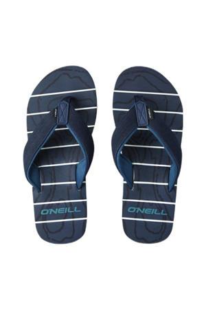 Arch Freebeach Sandals  teenslippers blauw/wit