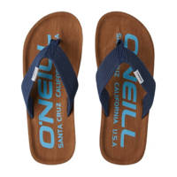 O'Neill Chad Logo Sandals  teenslippers bruin/blauw, Bruin/blauw