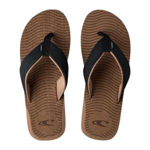 Koosh Sandals  teenslippers zwart/bruin